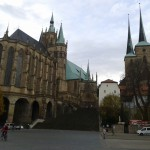 Dom St. Marien in Erfurt/Thüringen